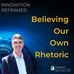 Believing our own rhetoric - ISO