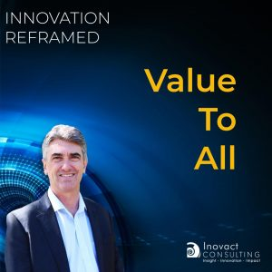 'value to all' is now an imperative