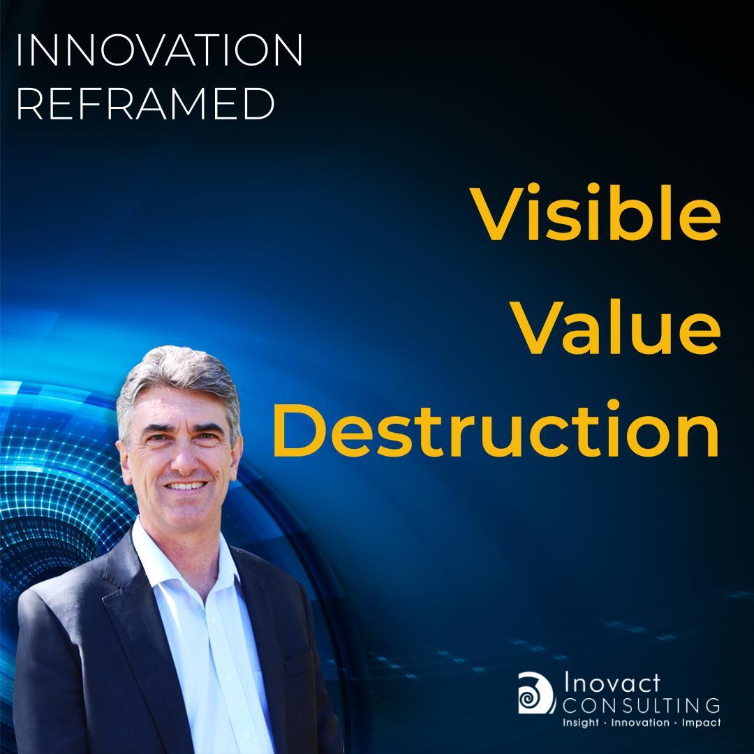 Visible Value Destruction