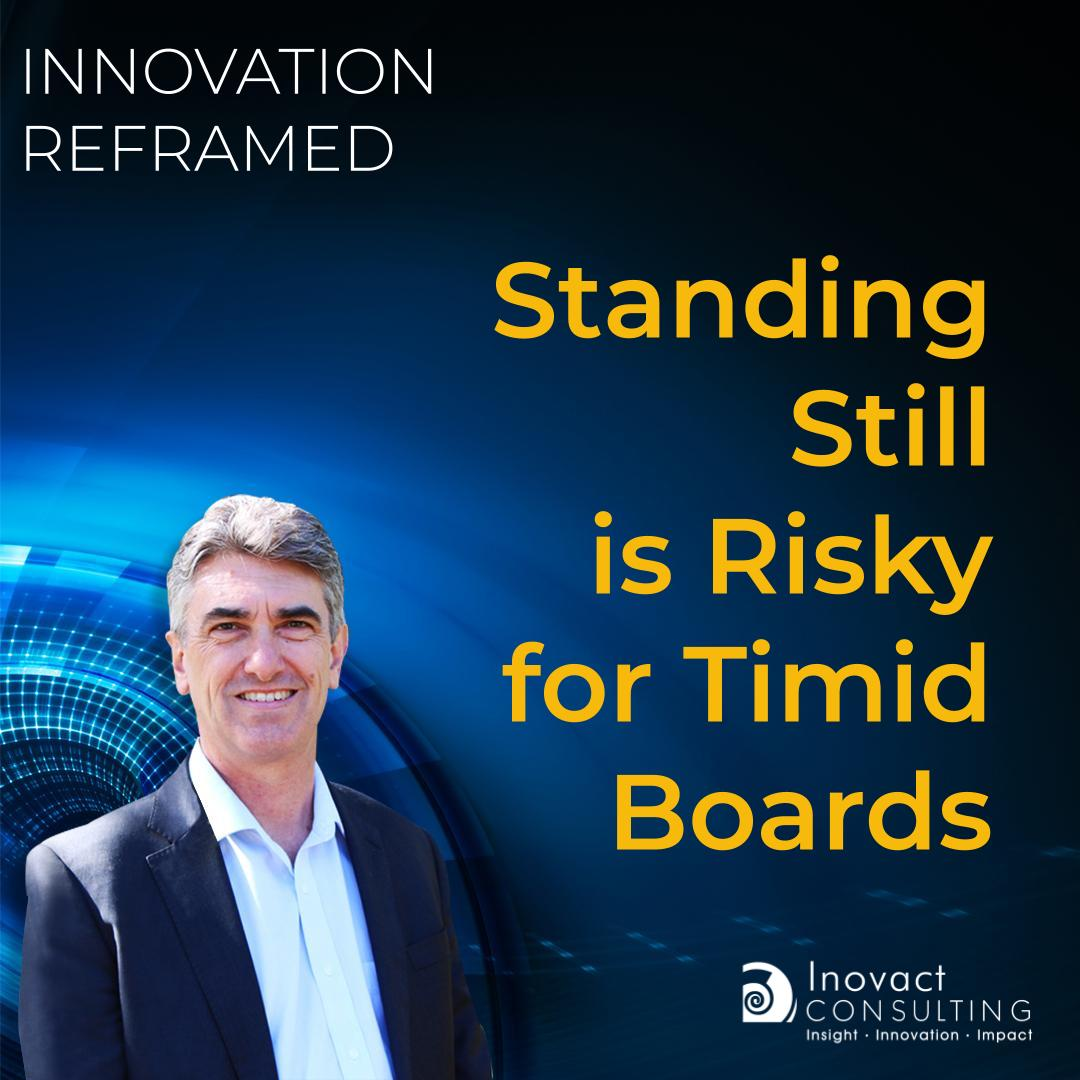 Standing Still is Risky  for Timid  Boards