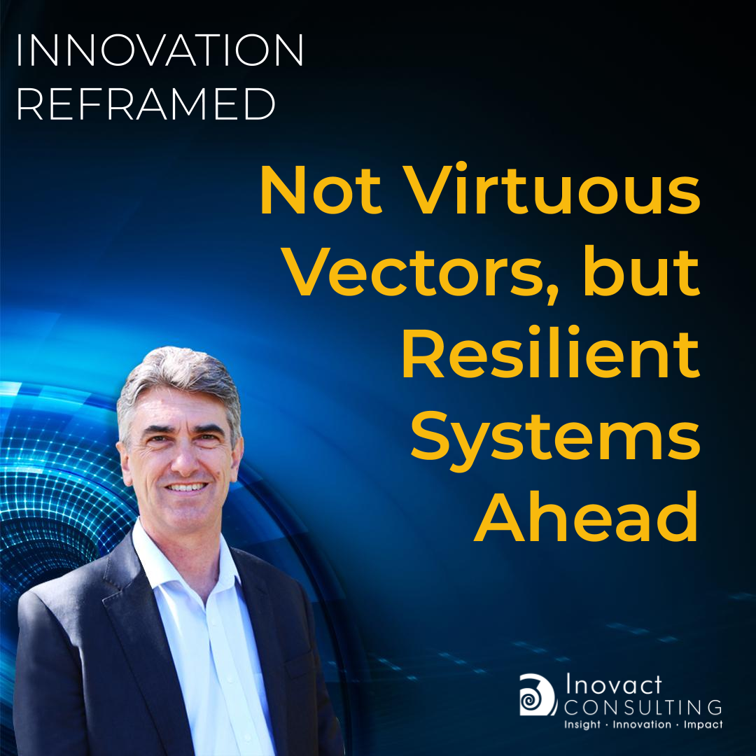 Not Virtuous Vectors, but Resilient Systems Ahead