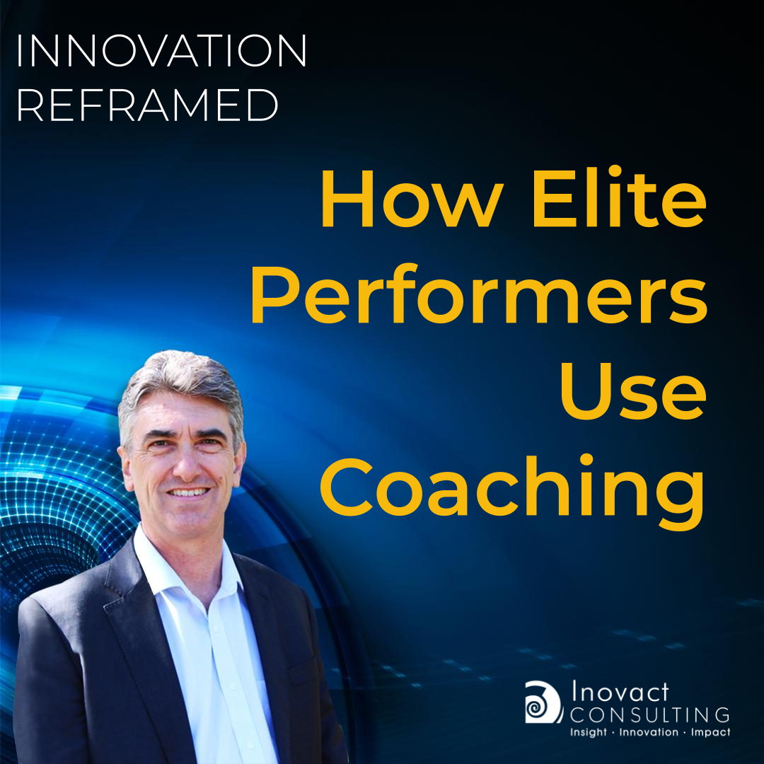 How Elite Performers Use Coaching