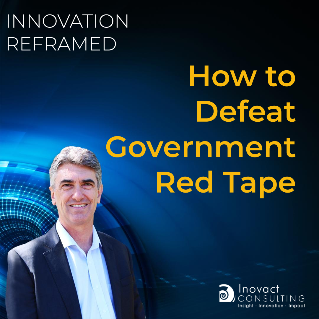 How to Defeat Government Red Tape