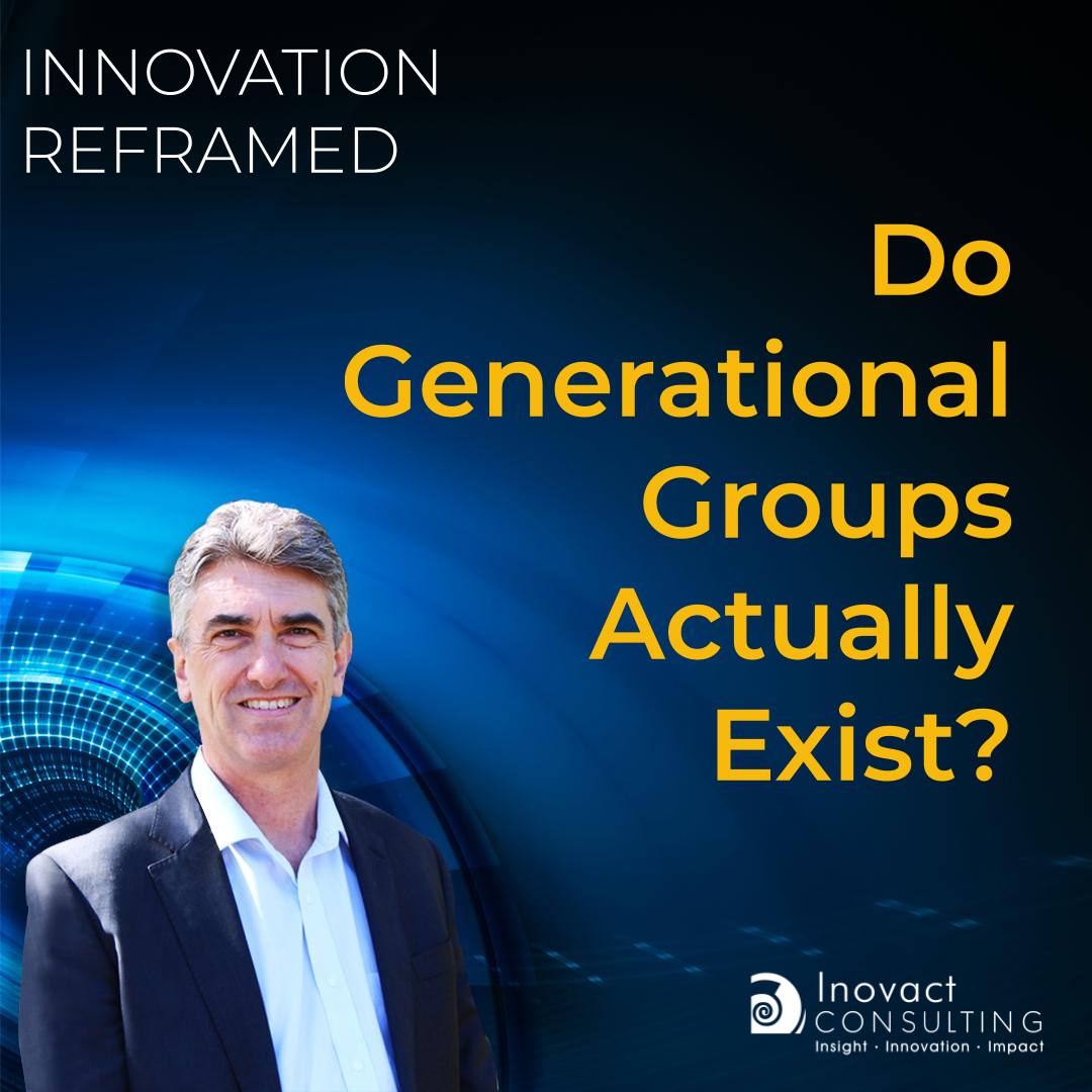 Do Generational Groups Actually Exist?