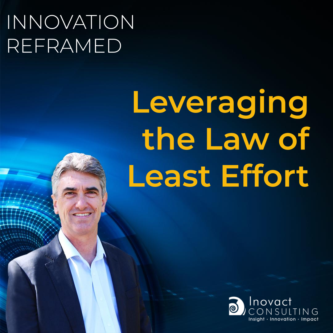 Leveraging the Law of Least Effort