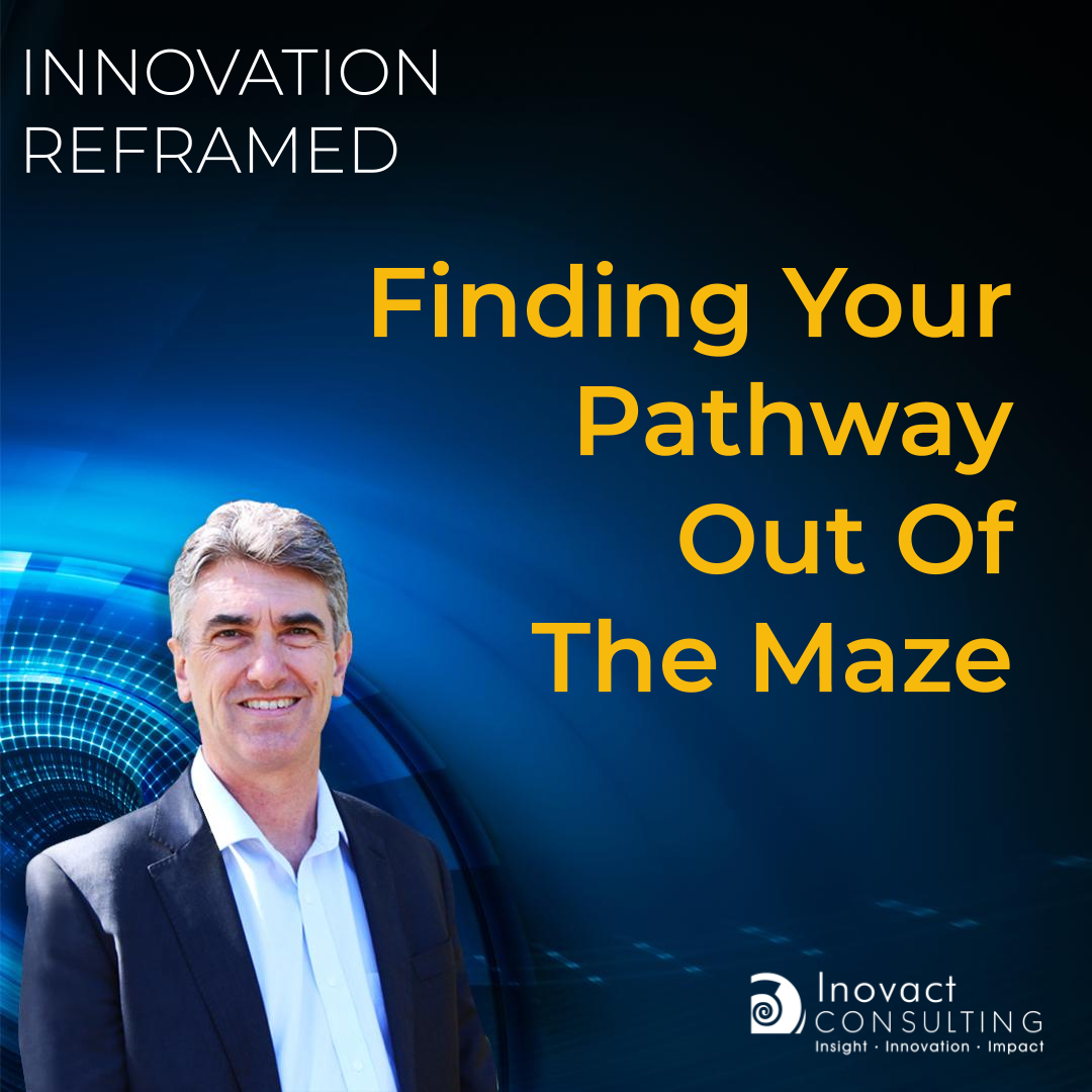 Finding Your Pathway Out Of The Maze