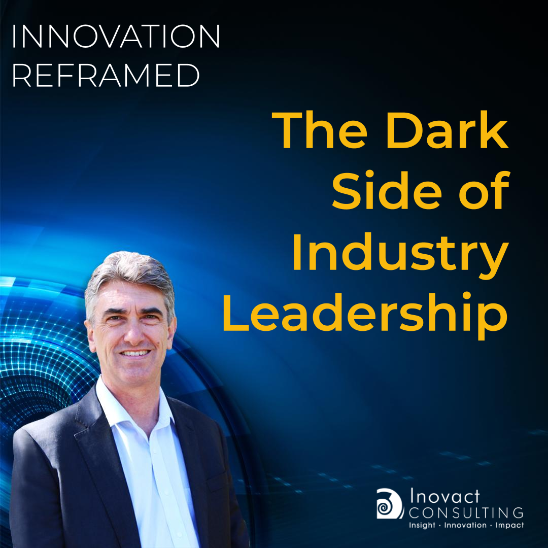 The Dark Side of Industry Leadership