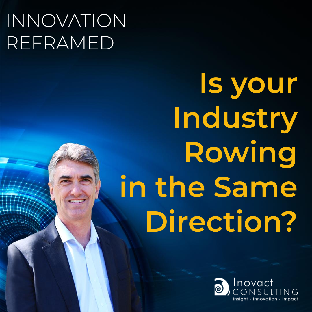 Is your Industry Rowing in the Same Direction?