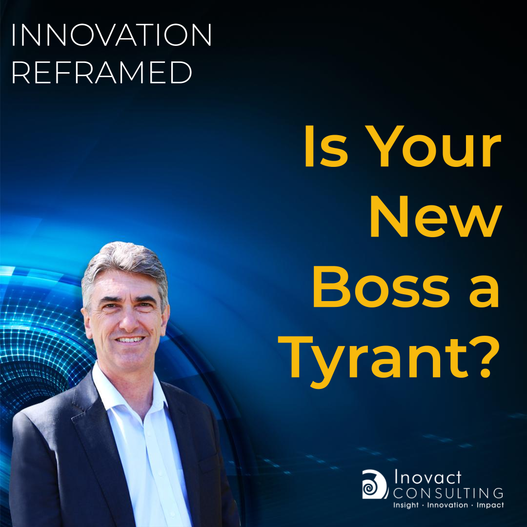 Is Your New Boss a Tyrant?