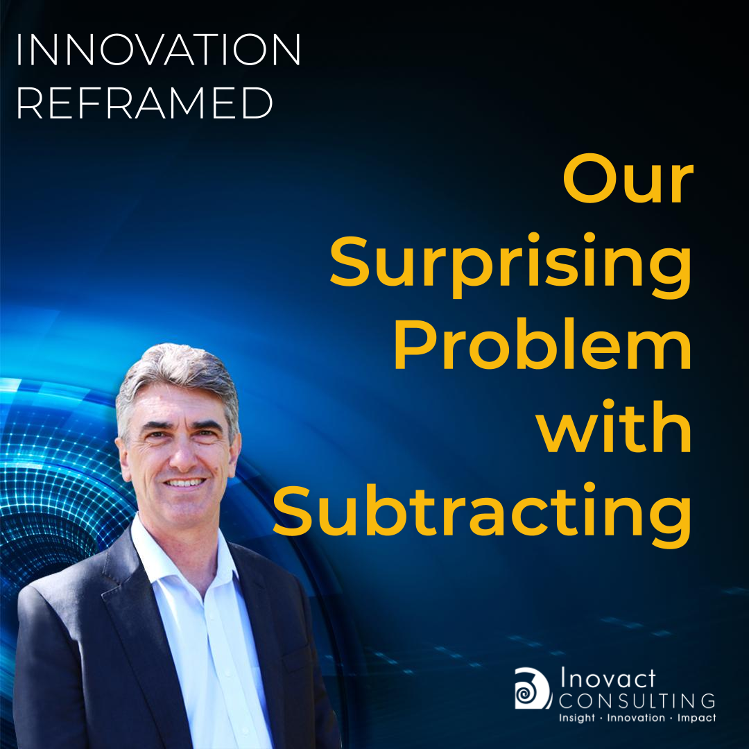 Our Surprising Problem with Subtracting