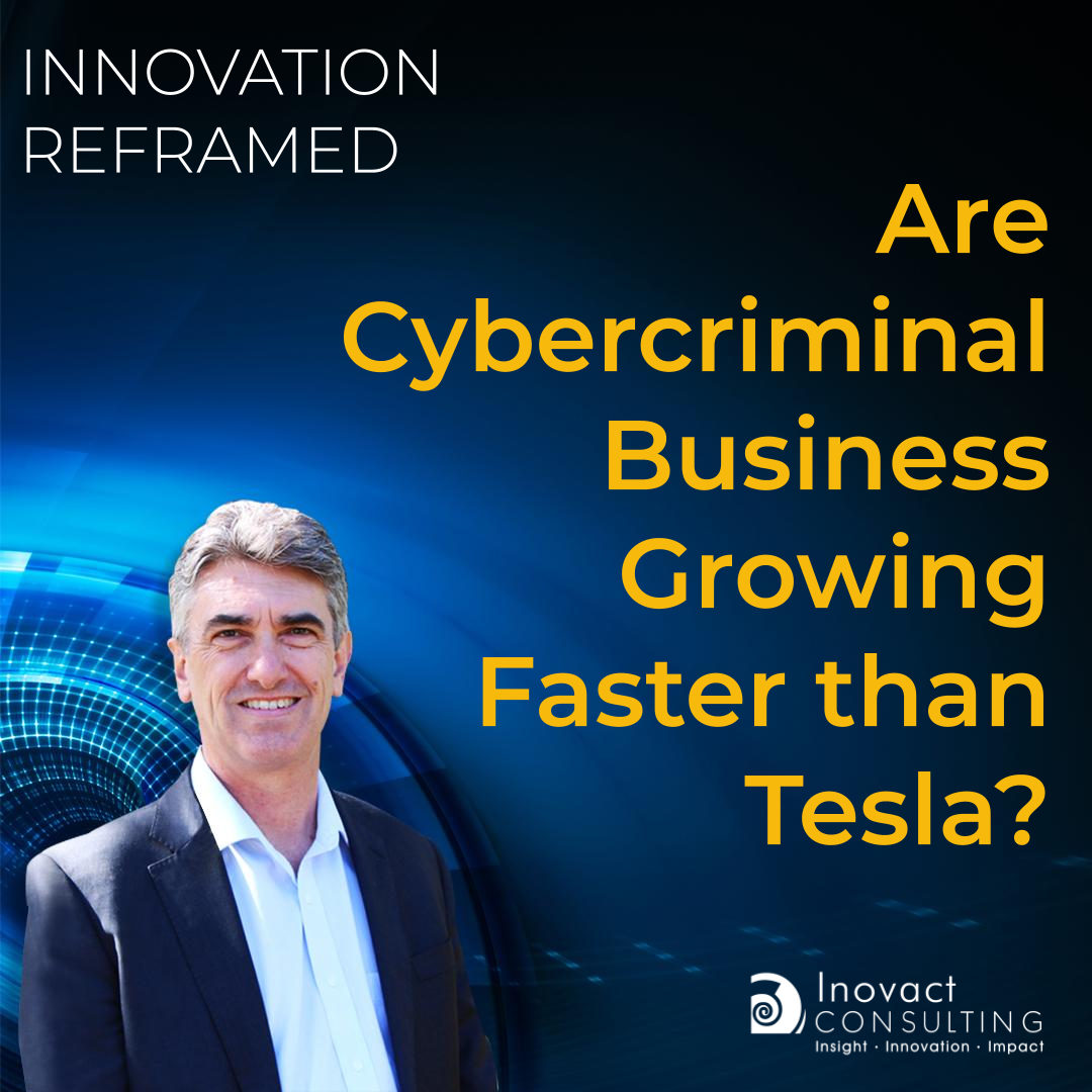 Are Cybercriminal Business Growing Faster than Tesla?