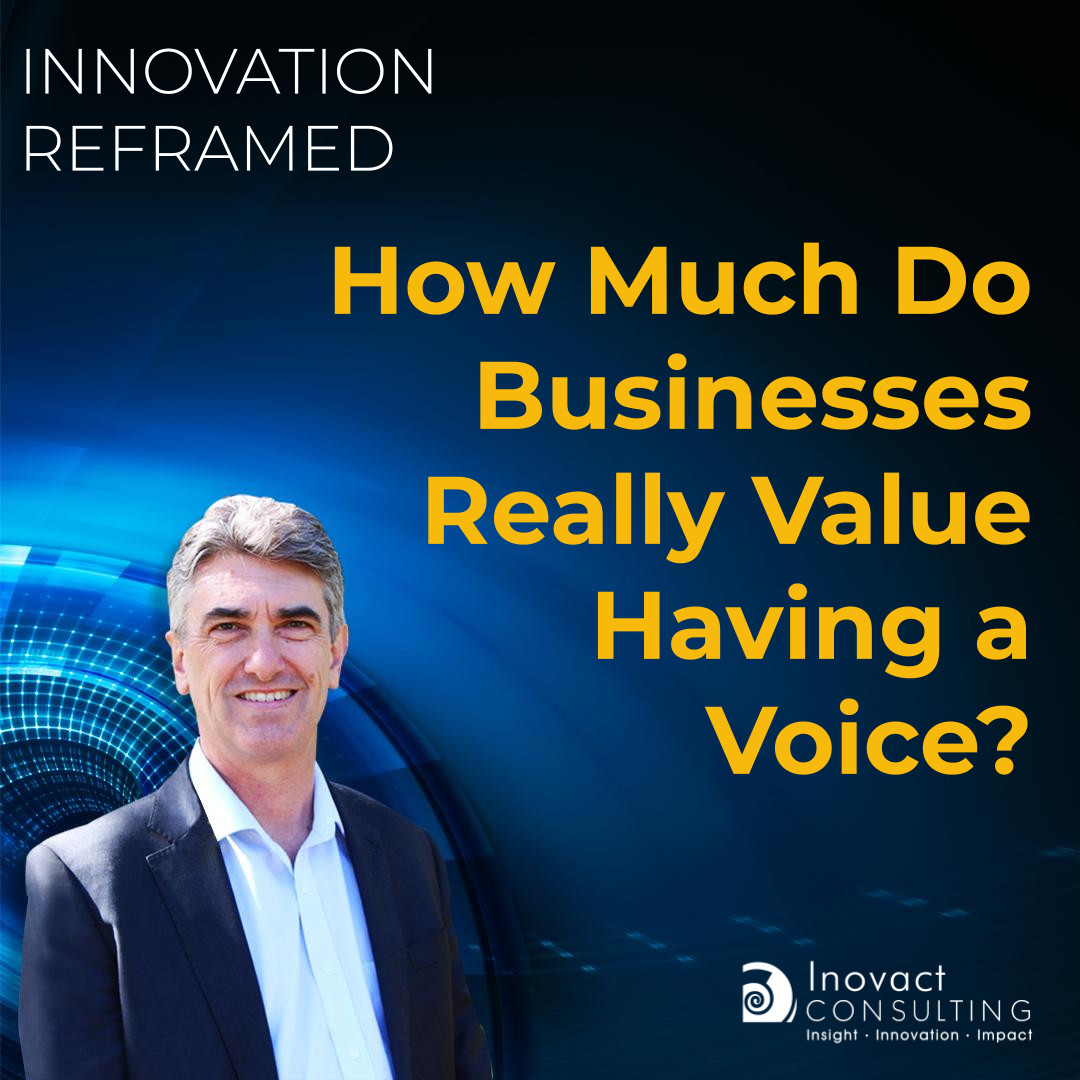 How Much Do Businesses Really Value Having a Voice?